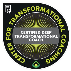 Center for Transformational Coaching - Certified Deep Transformational Coach